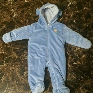Child of mine by carters boys winter suit